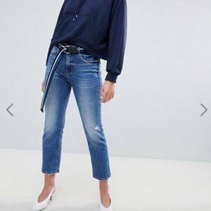 ASOS Stradivarius Straight Fit Jeans Size 2